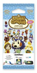amiibo Karten Animal Crossing (3 Stück) Vol. 3