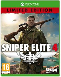 Sniper Elite 4 Italia Limited Edition - XBOne