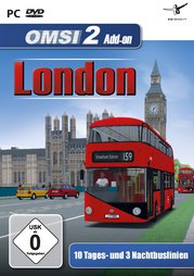 OMSI 2 Addon London - PC-DVD
