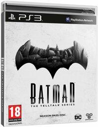 Batman The Telltale Series 1 - PS3