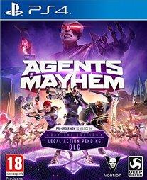 Agents of Mayhem Day One Edition, gebraucht - PS4