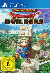 Dragon Quest Builders 1 Day One Edition - PS4