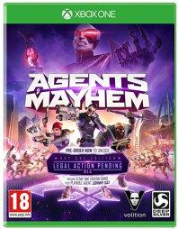 Agents of Mayhem Day One Edition - XBOne