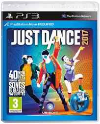 Just Dance 2017 (Move) - PS3