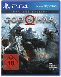 God of War (2018) Day One Edition - PS4