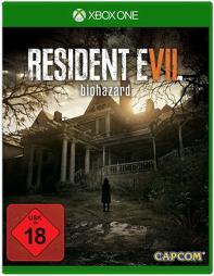 Resident Evil 7 Biohazard - XBOne