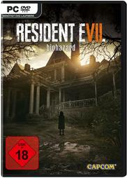 Resident Evil 7 Biohazard - PC-DVD
