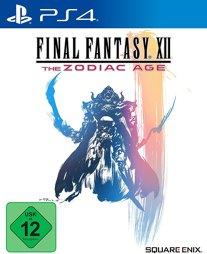 Final Fantasy XII (12) The Zodiac Age - PS4