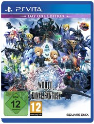 World of Final Fantasy Day One Edition - PSV