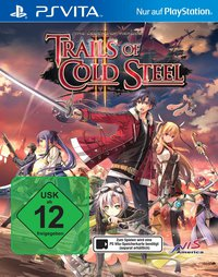 The Legend of Heroes Trails of Cold Steel 2 - PSV