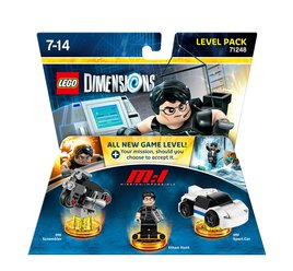 LEGO Dimensions - Level Pack Mission Impossible