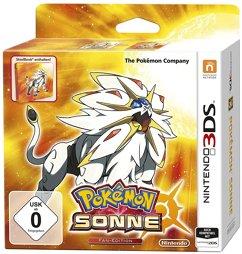Pokémon Sonne Fan Edition inkl. Steelbook - 3DS