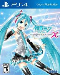 Hatsune Miku - Project DIVA X - PS4