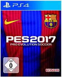 Pro Evolution Soccer 2017 Barcelona Edition, gebraucht - PS4