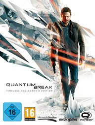 Quantum Break Timeless Collectors Edition - PC-DVD