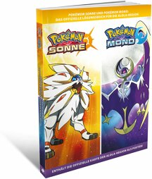 LÖSUNG - Pokémon Sonne & Mond Band 1, offiziell