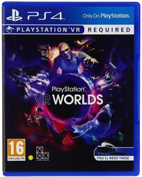 Playstation VR Worlds (VR) - PS4