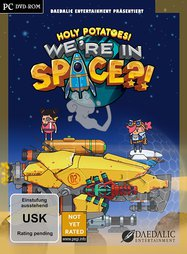 Holy Potatoes! We're in Space?! - PC-DVD