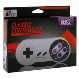Controller (Lila Tasten), TTX-Tech - SNES