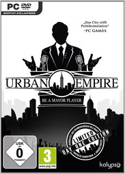Urban Empire Be a Mayor Player Limited Day One Edition - PC