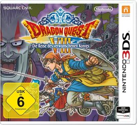 Dragon Quest 8 Die Reise des verwunschenen Königs - 3DS