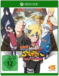 Naruto Shippuden Ult. Ninja Storm 4 Road to Boruto - XBOne