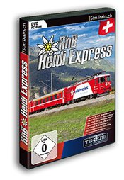 Train Simulator 2016 - RW 7 Addon RhB Heidi Express - PC-DVD