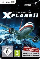 X-Plane 11 Flight Simulator - PC-DVD/MAC