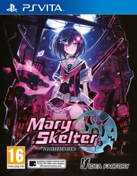 Mary Skelter Nightmares - PSV