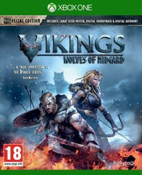 Vikings Wolves of Midgard Special Edition - XBOne