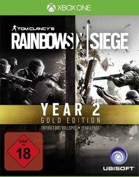 Rainbow Six 7 Siege Gold (inkl. Year 2 Pass) - XBOne