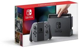 Grundgerät Nintendo Switch, 32GB, grau
