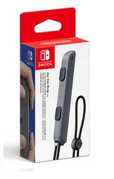Joy-Con Handgelenkschlaufe, grau, Nintendo - Switch