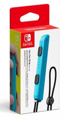 Joy-Con Handgelenkschlaufe, blau, Nintendo - Switch
