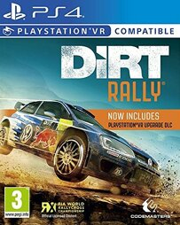 Dirt Rally 1.0 (VR) - PS4