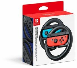 Lenkrad für Joy-Con, 2er Set, grau, Nintendo - Switch