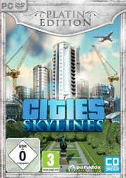 Cities Skylines Platin Edition - PC-DVD/MAC/LINUX