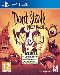 Don't Starve Mega Pack - PS4