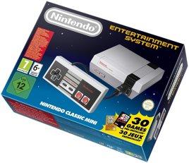 Grundgerät NES Classic Mini, 1 Pad, ohne USB-Netzteil