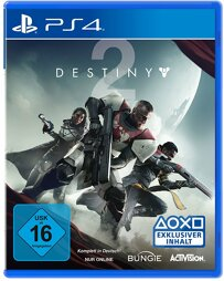 Destiny 2 Day One Edition, Online - PS4