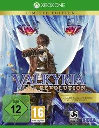 Valkyria Revolution Limited Edition - XBOne