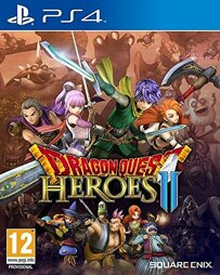 Dragon Quest Heroes 2 - PS4