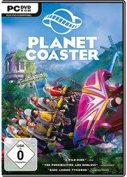Planet Coaster - PC-DVD