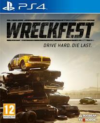 Wreckfest - PS4