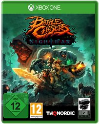 Battle Chasers Nightwar - XBOne