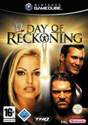 WWE Day of Reckoning 1, gebraucht - NGC