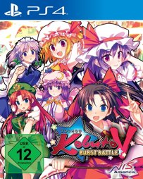 Touhou Kobuto V Burst Battle - PS4