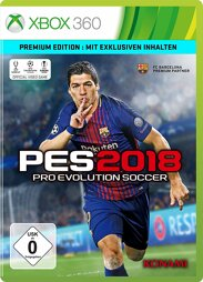 Pro Evolution Soccer 2018 Premium Edition - XB360