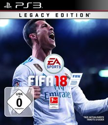 Fifa 2018 Legacy Edition - PS3
