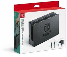 Switch Stationsset inkl. Netzteil, Nintendo - Switch